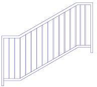 steel picket railings