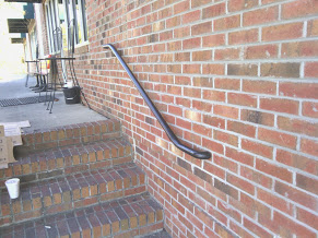 ADA steel griprail