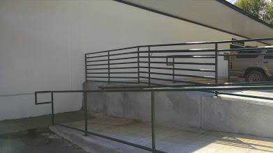 steel ramp railings for uhaul on albemarle rd charlotte nc